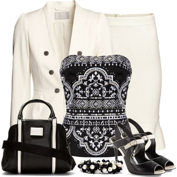 Elle in Embellished, created by callmeadie on Polyvore