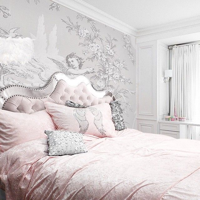 Wake Up To A Fresh Bedroom Style: Romantic Bedrrom Feels