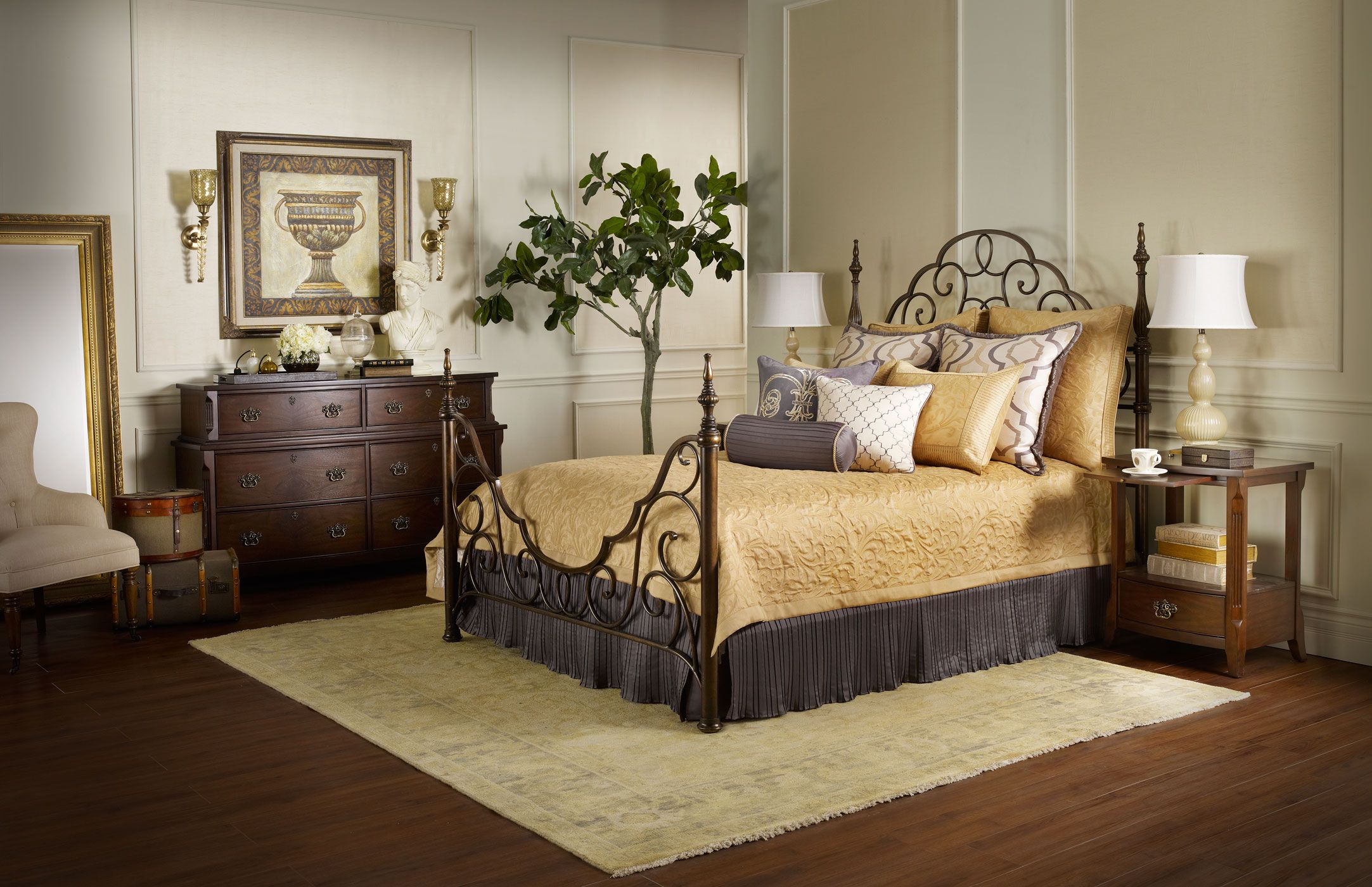 Deauville Bed Bombay Canada Bedroom Decor Bed King Beds