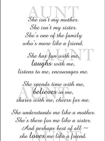 Pin By Ann Lane On Scrapbooking Aunt Quotes Niece Quotes Auntie Quotes
