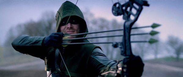 Arrow 5X13 : Spectre Of The Gun Sneak Peek