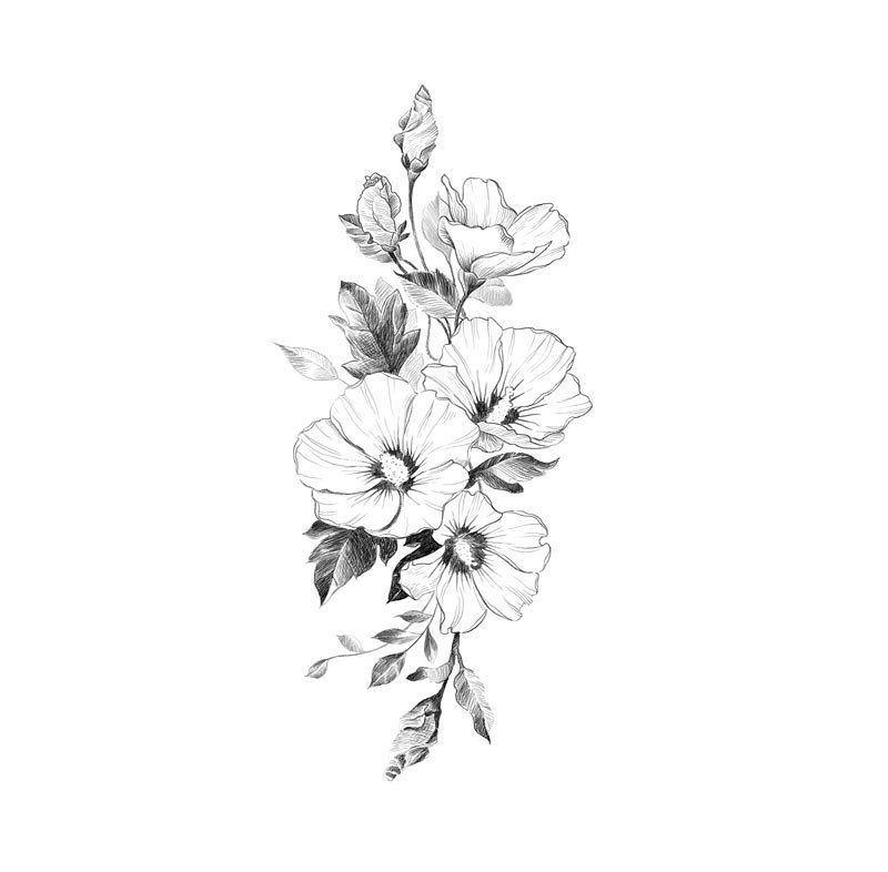 Tttoo Ideas Flowe Mykinglist Com Gladiolus Flower Tattoos Flower Tattoos Floral Tattoo