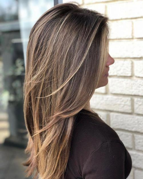 32 Hottest Layered Hairstyles and Cuts for Long Ha