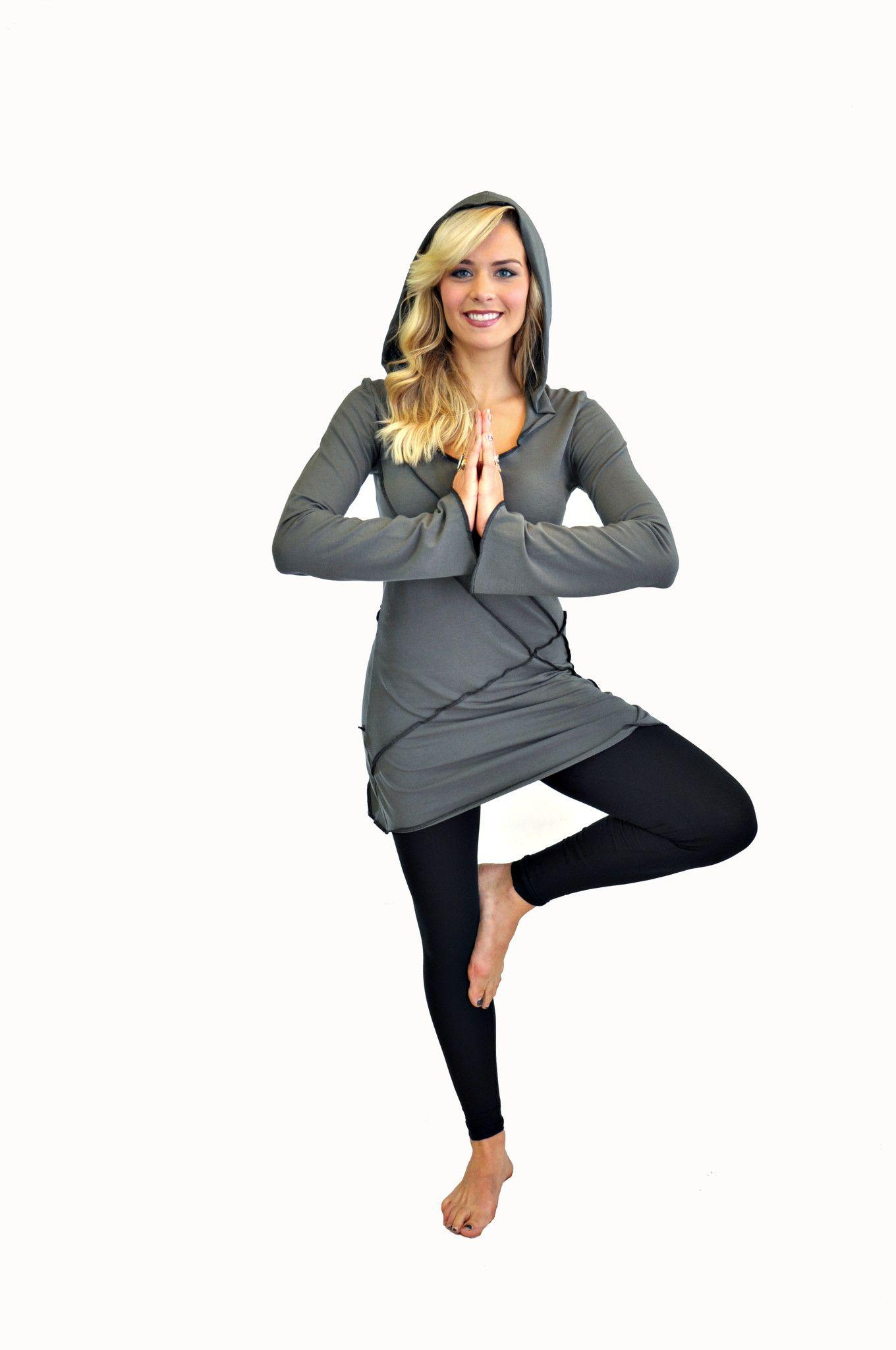 San Francisco Tunic Yoga Wear Organic Cotton Clothes Fashion We Fashion