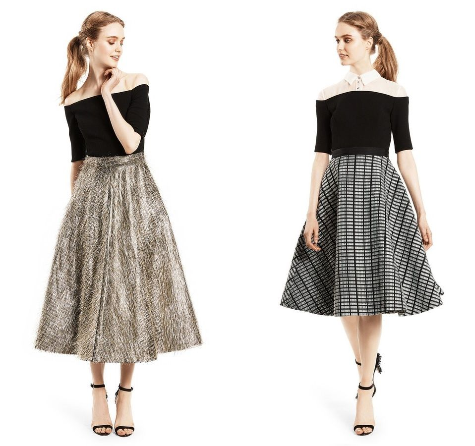 6b5a4b9e9dd Lela Rose - Ethical fashion - ethical brands - luxury and sustainable  fashion comes together -  Vegan fashion