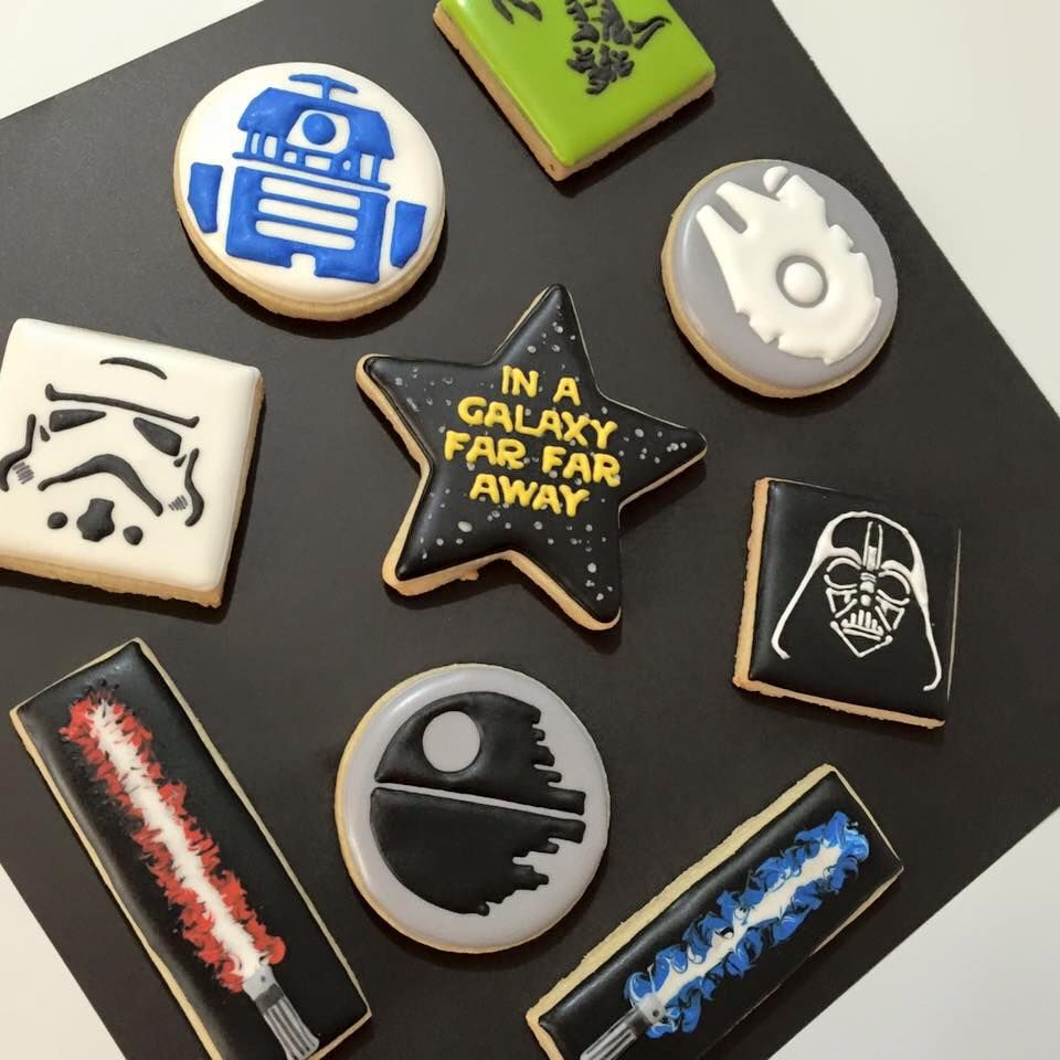 May The 4th Be With You Birthday: May The Fourth Be With You. - Rosemarie's Treats
