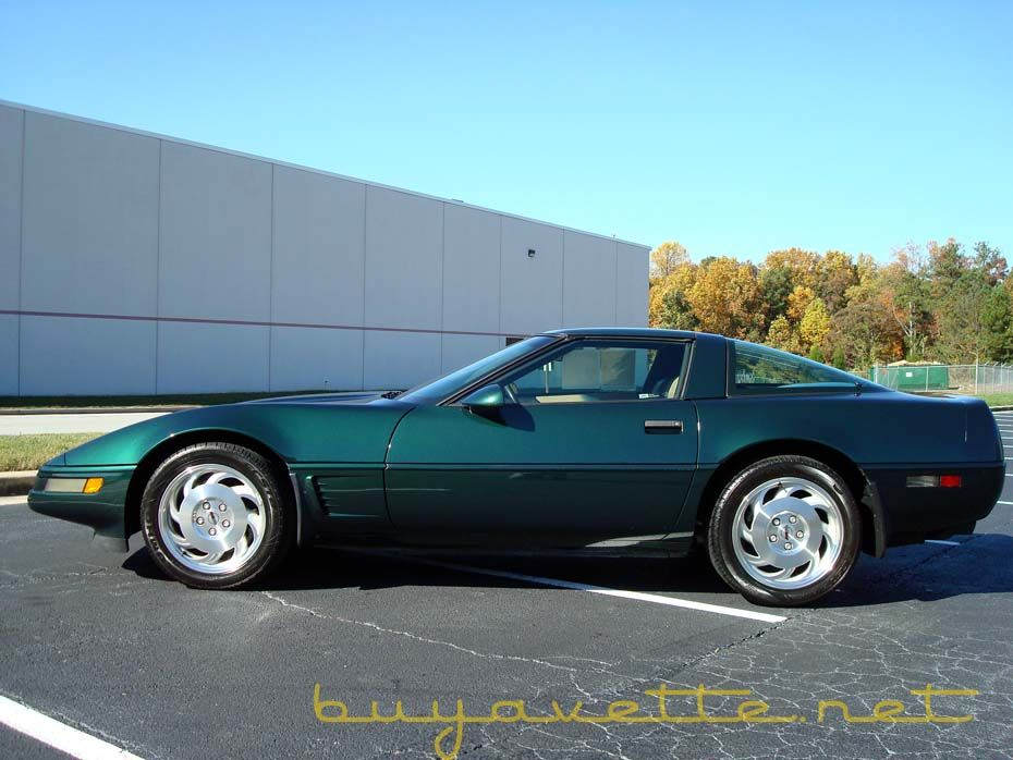1995 Corvette For Sale >> 1995 Corvette For Sale Corvettes Corvette For Sale