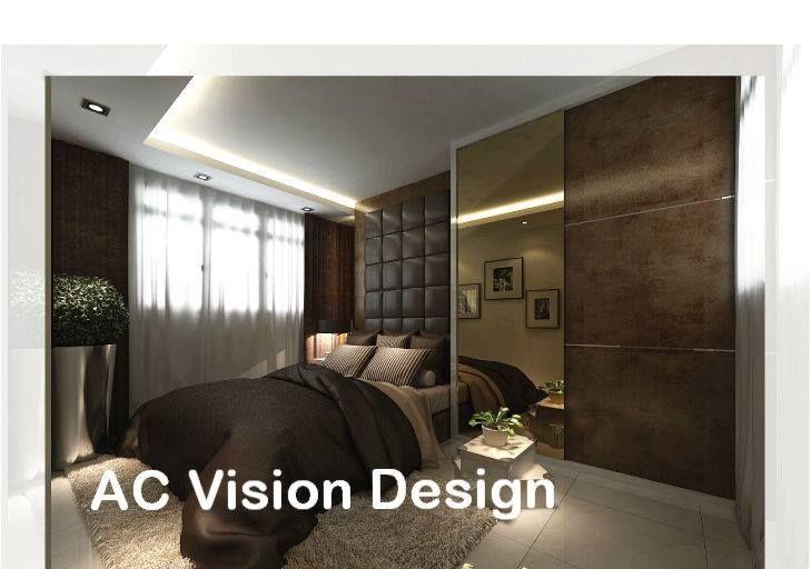 HDB 4-Room BTO Modern Contemporary @ Yishun - Interior Design ...