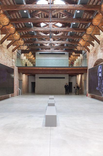 Punta Della Dogana Renovation Francois Pinault Foundation Renovation Architecture Industrial Architecture Urban Loft