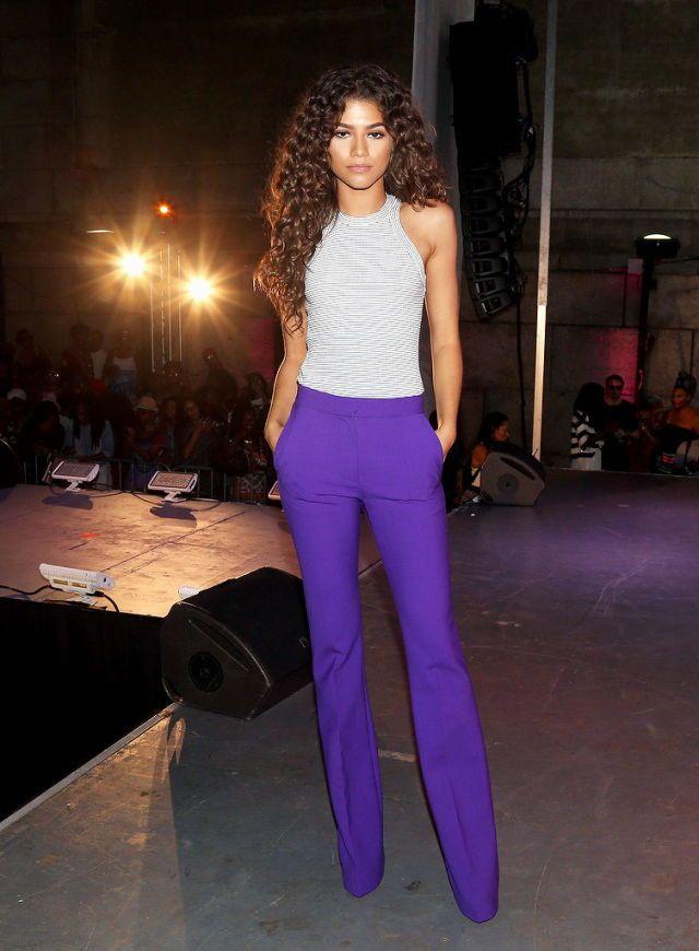 Zendaya Coleman | Today\'s Hollywood Beauties | Pinterest | Público ...