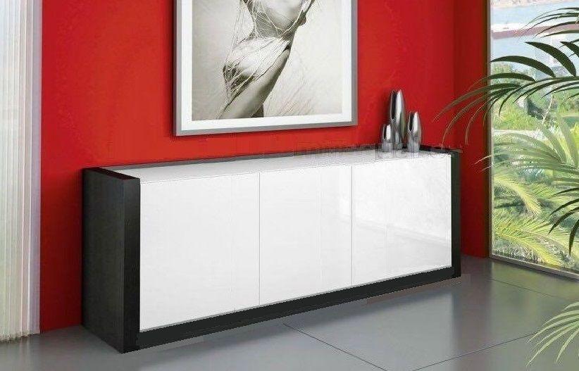 Aparador moderno mueble consola minimalista casa pinterest for Proposito del comedor buffet