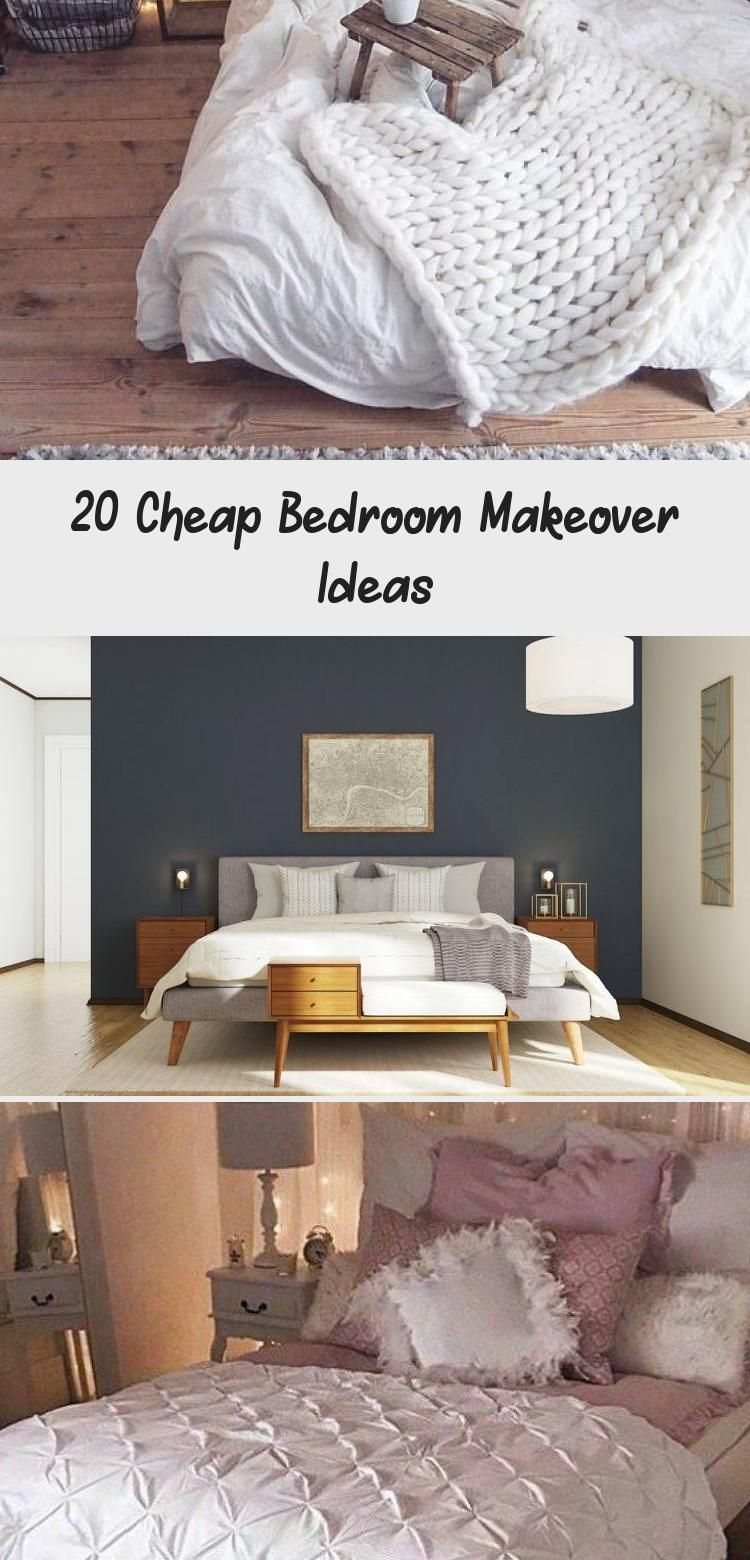 20 Cheap Bedroom Makeover Ideas Cheap Bedroom Makeover Design
