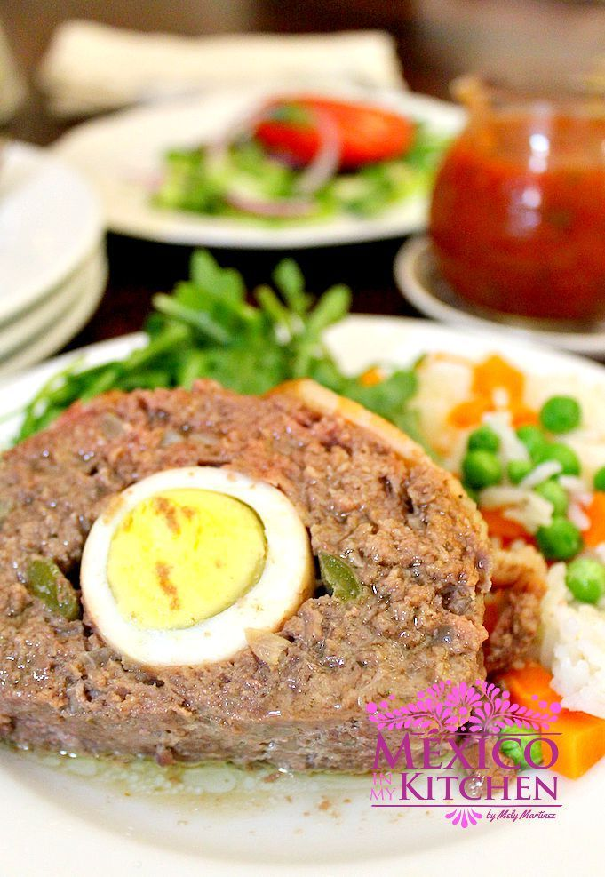 Mexico In My Kitchen Mexican Meatloaf Recipe Super Moist