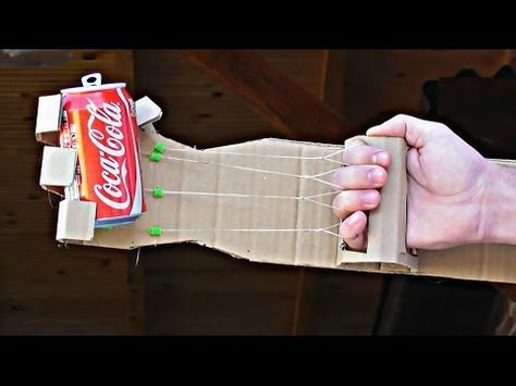 Youtube how to make hydraulic powered robotic arm from cardboard