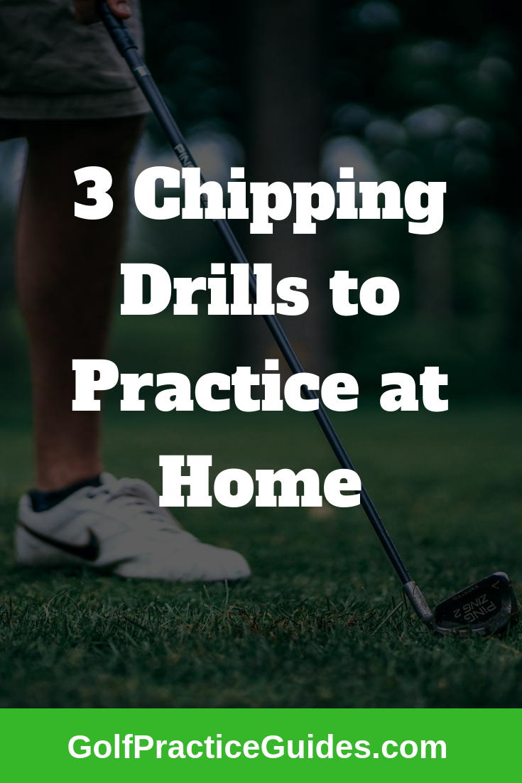 Practice Chipping At Home Best Indoor Drills Golf Tips Golf Lessons Golf Chipping Tips