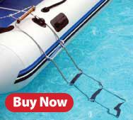Inflatable Dinghy Ladder Up n out