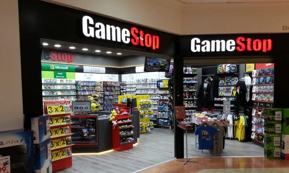 GameStop to get into comics, but should tradein itself
