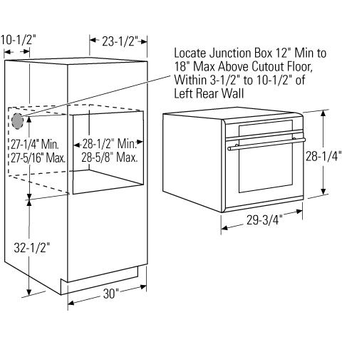 Kitchen Design Guidelines Oven Cabinet Design Your Kitchen