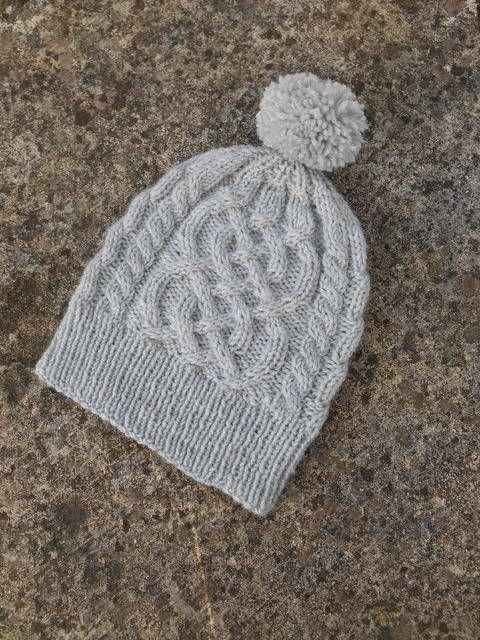 Bonnet Céline - Explications tricot modèle tricot en français sur ...