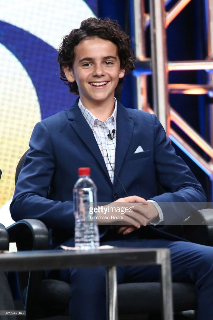 Jack Dylan Grazer attends the 2017 Summer TCA Tour - CBS Panels at Various Locations on August 1, 2017 in Los Angeles, California.