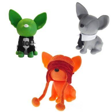 Ikke fordi jeg er god til at spare, men den lille orange sparegris hund, ku´jeg da godt lige gå og klemme lidt håndører ned i :)