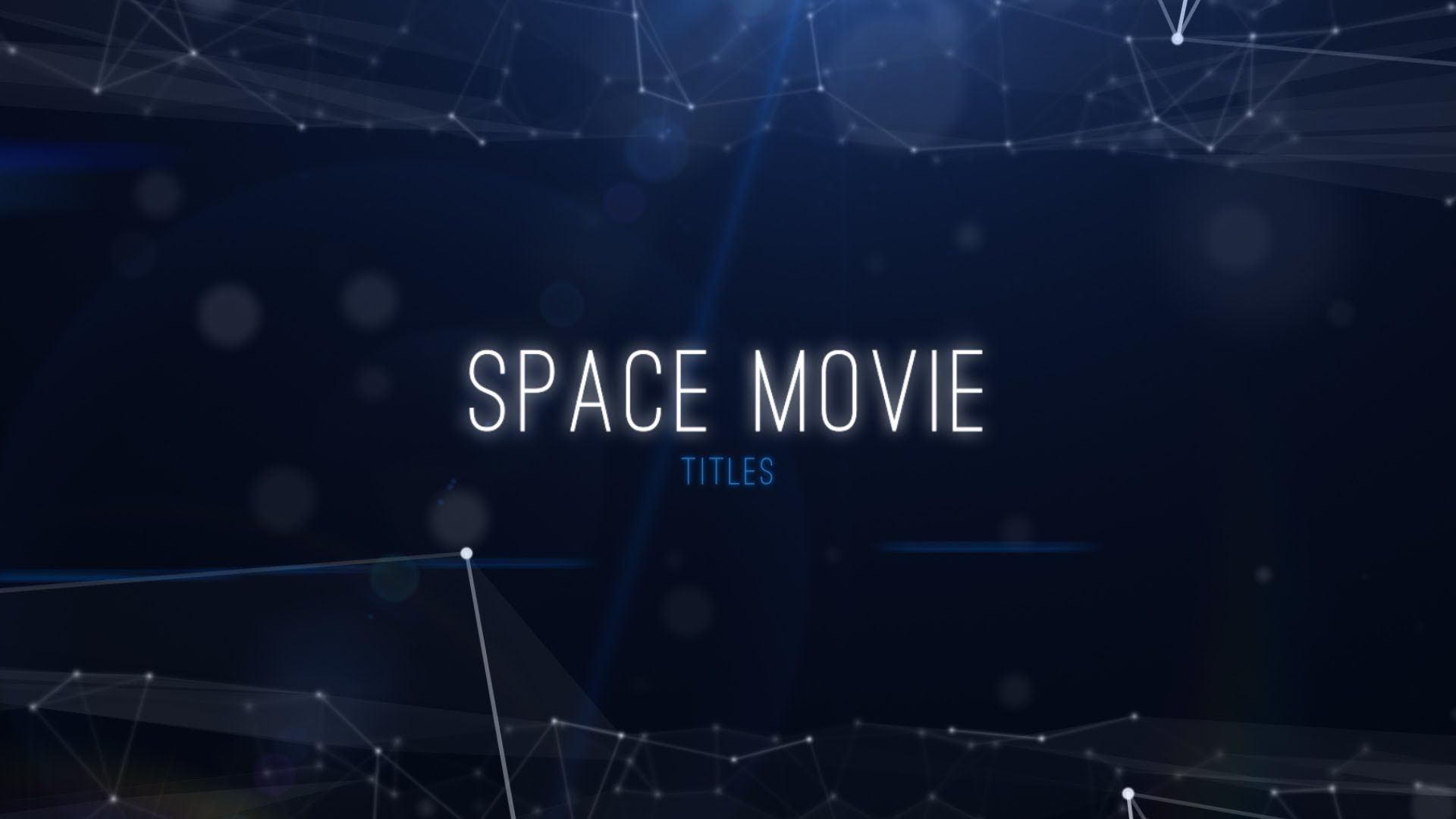 Space movie titles after effects template movie title space movie titles after effects template pronofoot35fo Gallery