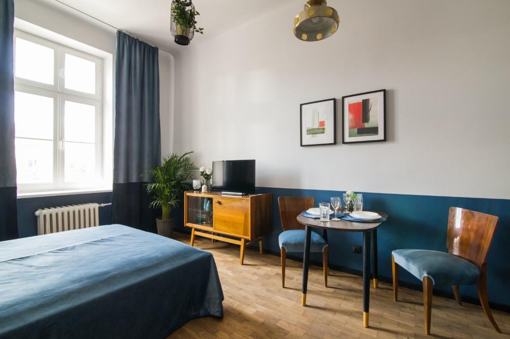 Classic Aparthotel Nowy Swiat 28 Warszawa Rent Classic