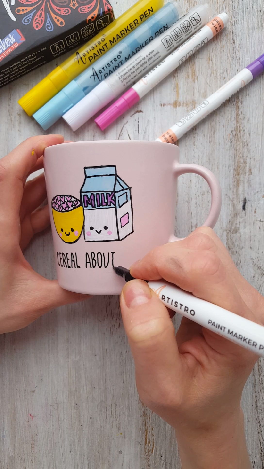 29+ Diy mugs with acrylic paint ideas