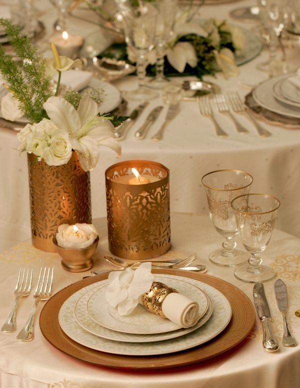 Art De Table Traiteur Mariage Et Evenement De Luxe 12 Jpg 600 776 Gold Wedding Reception Oriental Wedding Moroccan Wedding