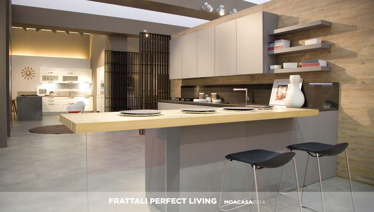 Arritalcucine insieme a frattali perfect living di roma for Casa design roma