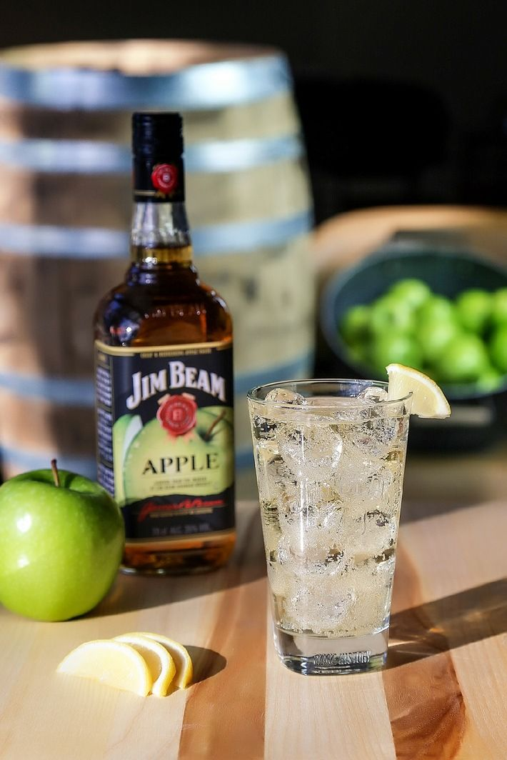 Jim Beam Apple Is Launching This Summer In The United