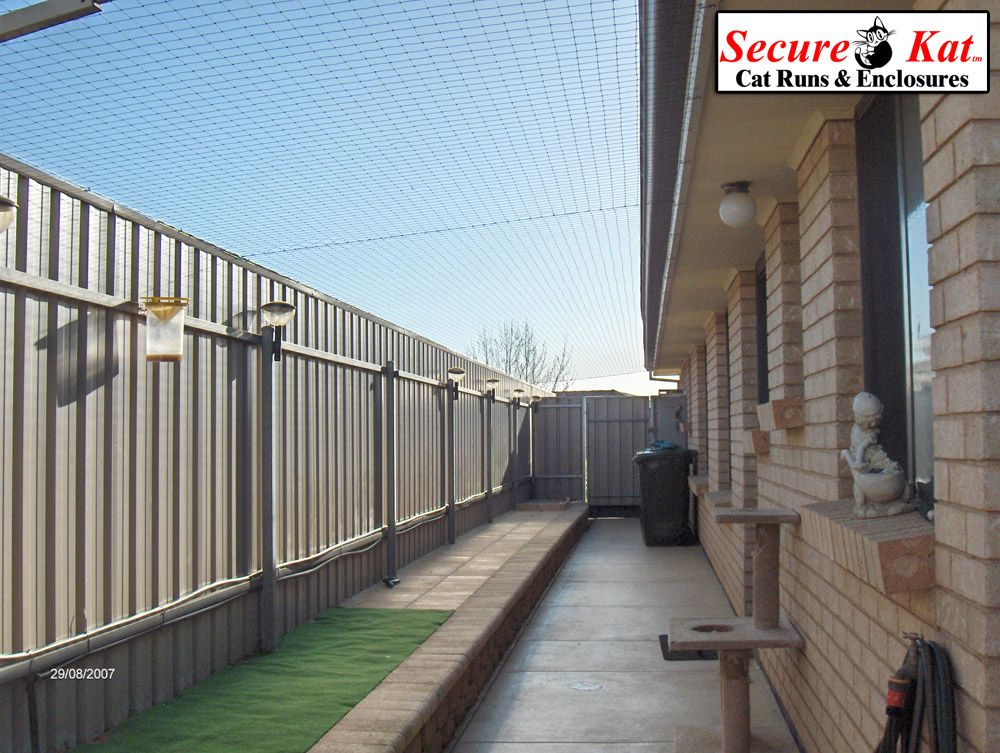 SecureaKat Cat Runs and Cat Enclosures Australia Wide