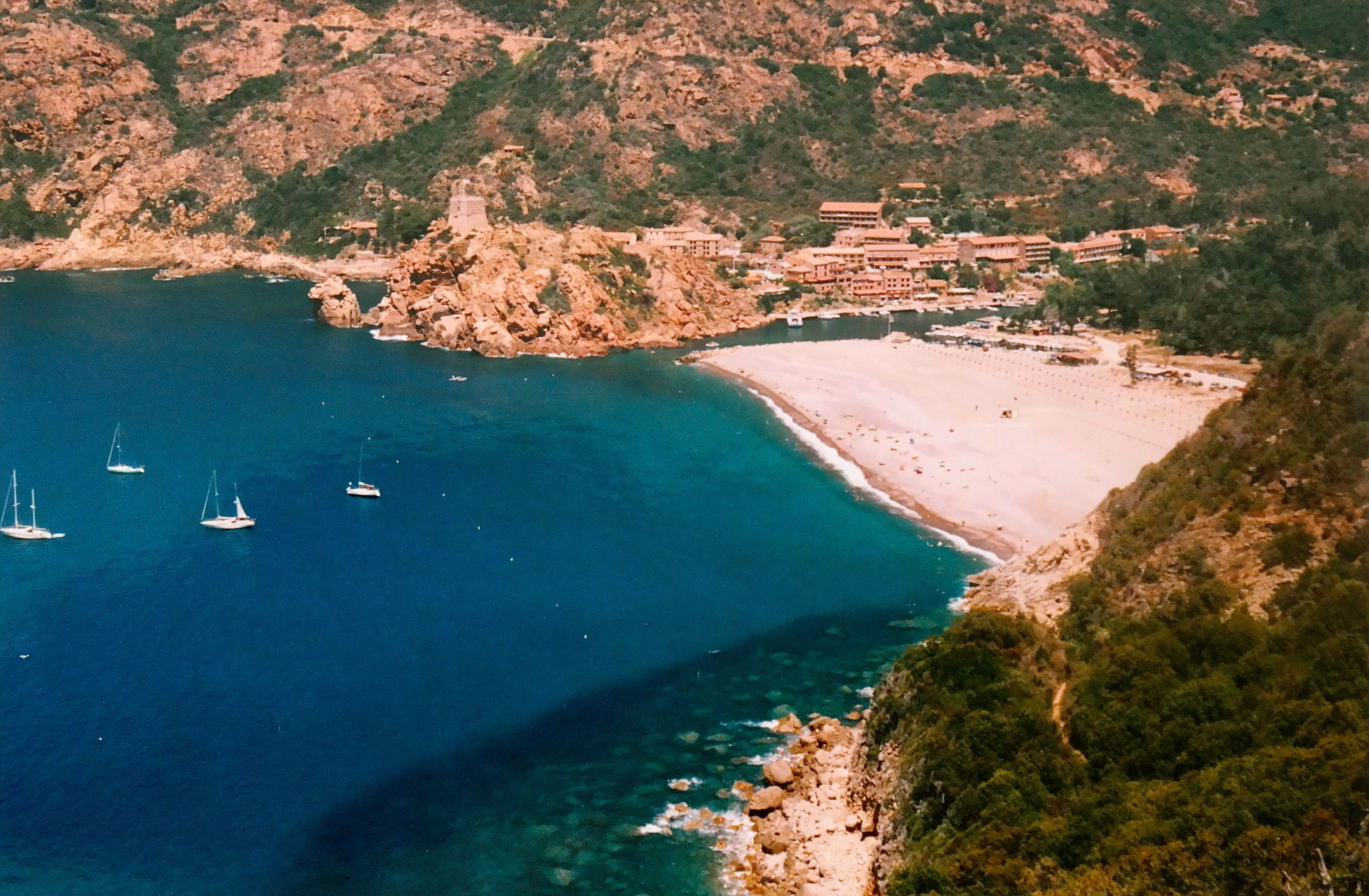 Most Beautiful Islands: French Islands - Corsica