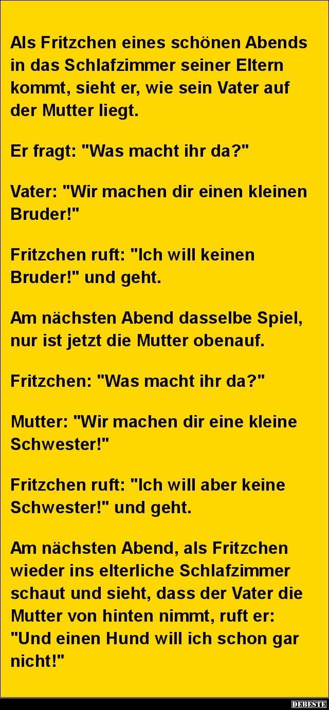 Fritzchen Witze Top 10