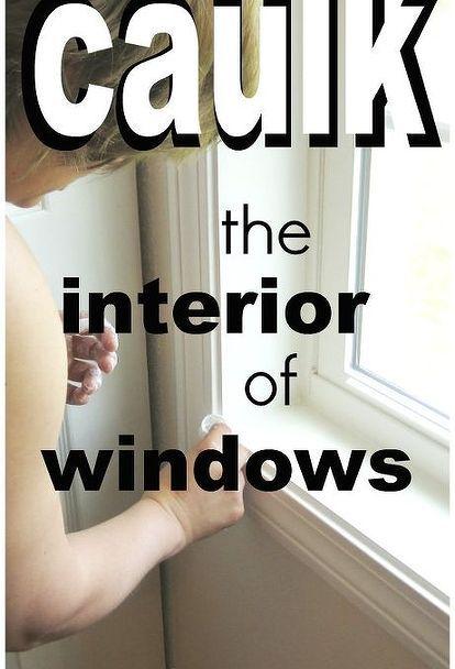 Attirant How To Caulk The Interior Of New Windows Like A Pro , Diy, Home Maintenance  Repairs, How To, Windows