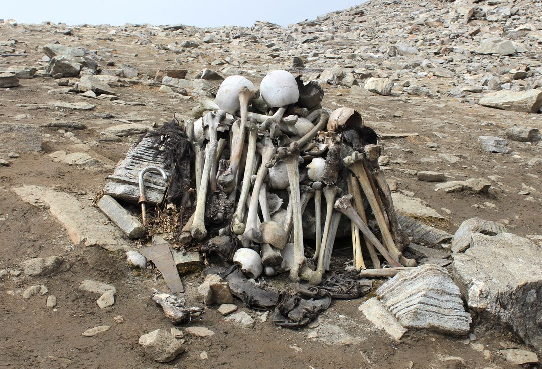 The Legend Of Skeleton Lake Just Got Weirder Mystery Ancient Eerie