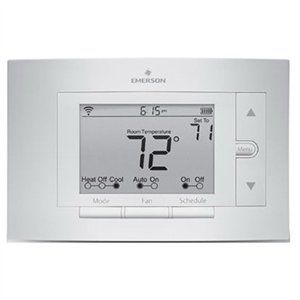 Jerry Kelly Offers The Sensi Wi Fi Thermostat Easy To Install And