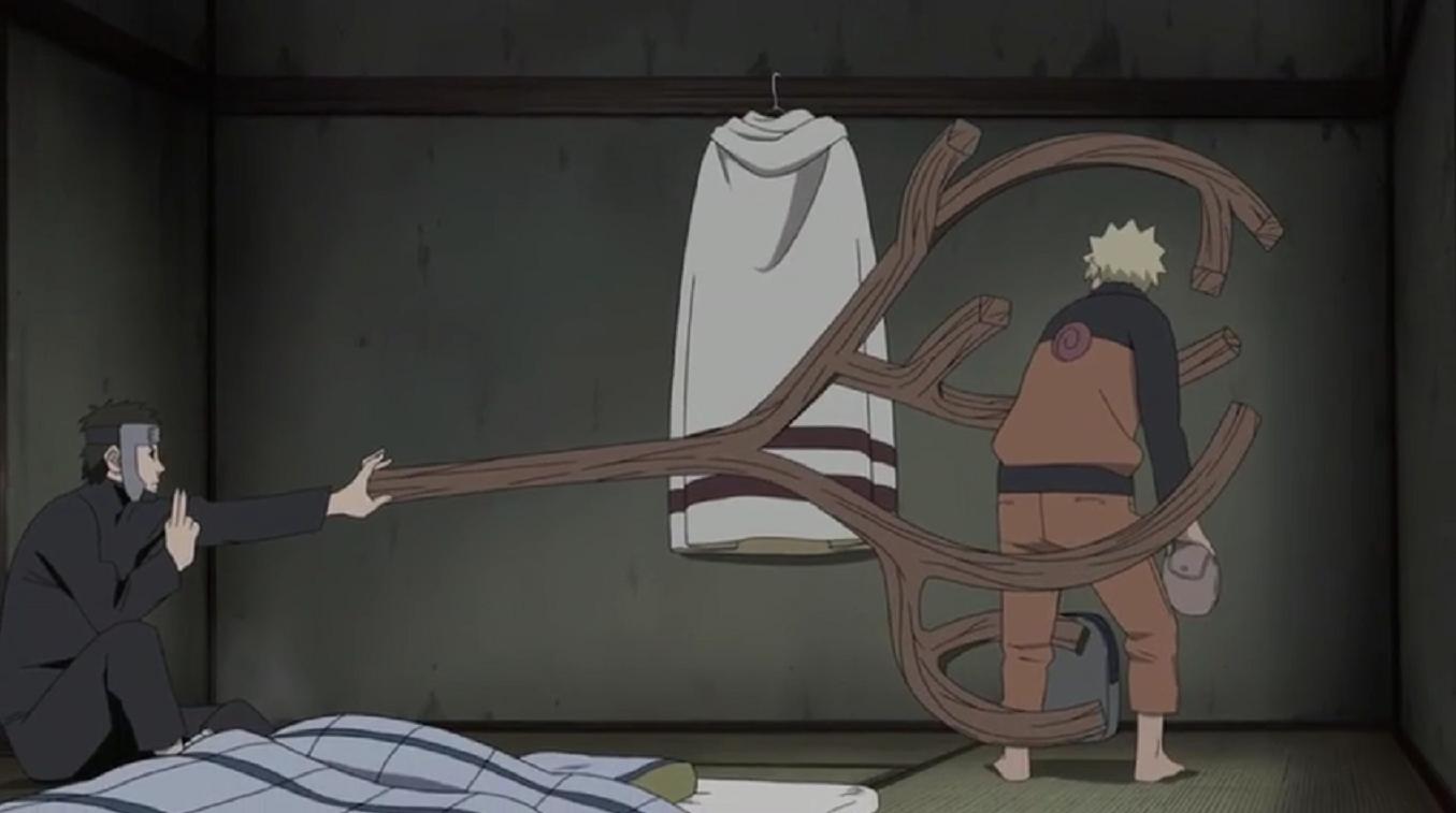 Naruto World: YAMATO | NARUTO | Kekkei genkai, Home decor