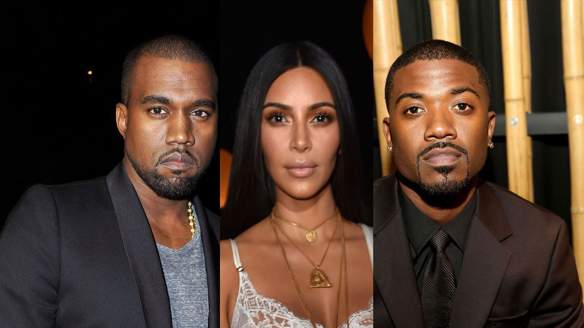 Kanye West Is Angry After New Kim Kardashian Ray J Tape Leaks Kanyewest Kimkardashian Celebrityinsider Org Kim Kardashian Ray J Kim Kardashian Kanye West