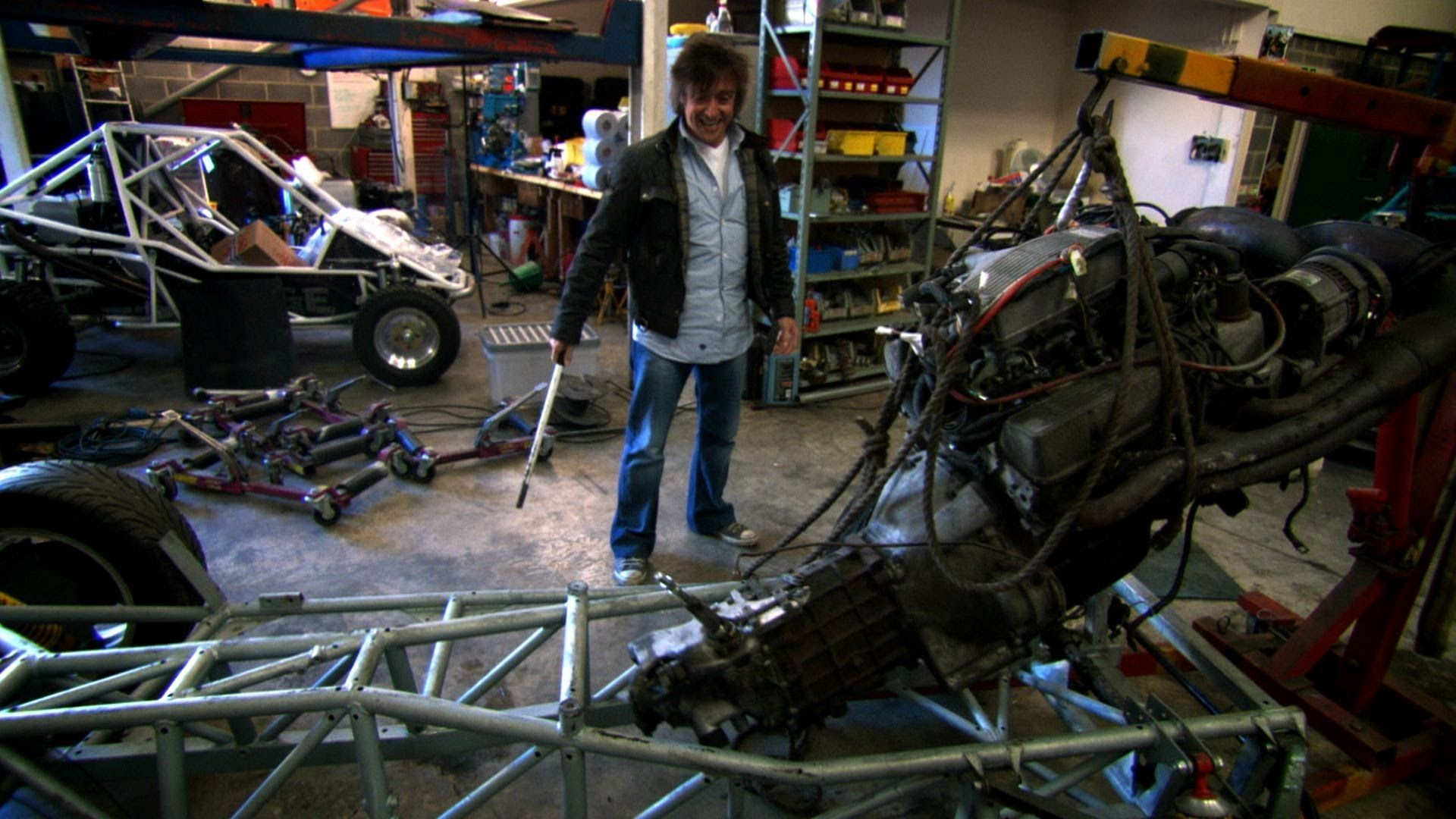 Building An Electric Car Now In Full Hd Top Gear Series 14