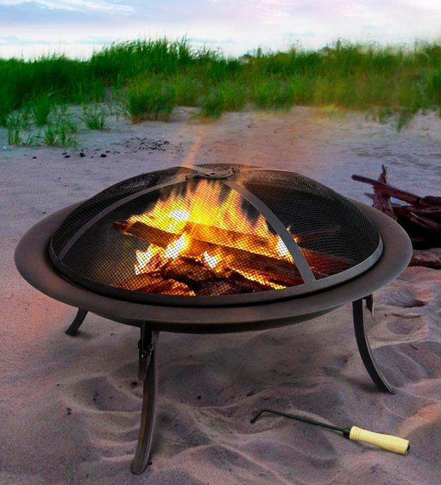 Beach Portable Fire Pits