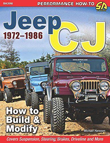Jeep Cj 1972 1986 How To Build And Modify Jeepfan Com Jeep Cj Diesel Trucks Ford Trucks