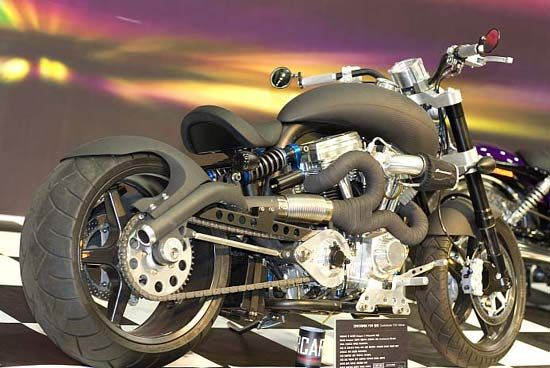 Чоппер Confederate F131 Hellcat | Блог Максима Тукало