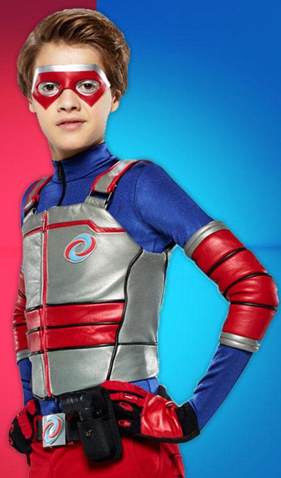 Constructing a Kid Danger Costume | Henry danger costume