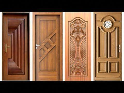 Top wooden door design picture for home modern designs main images youtube woodeninteriordoors also rh pinterest