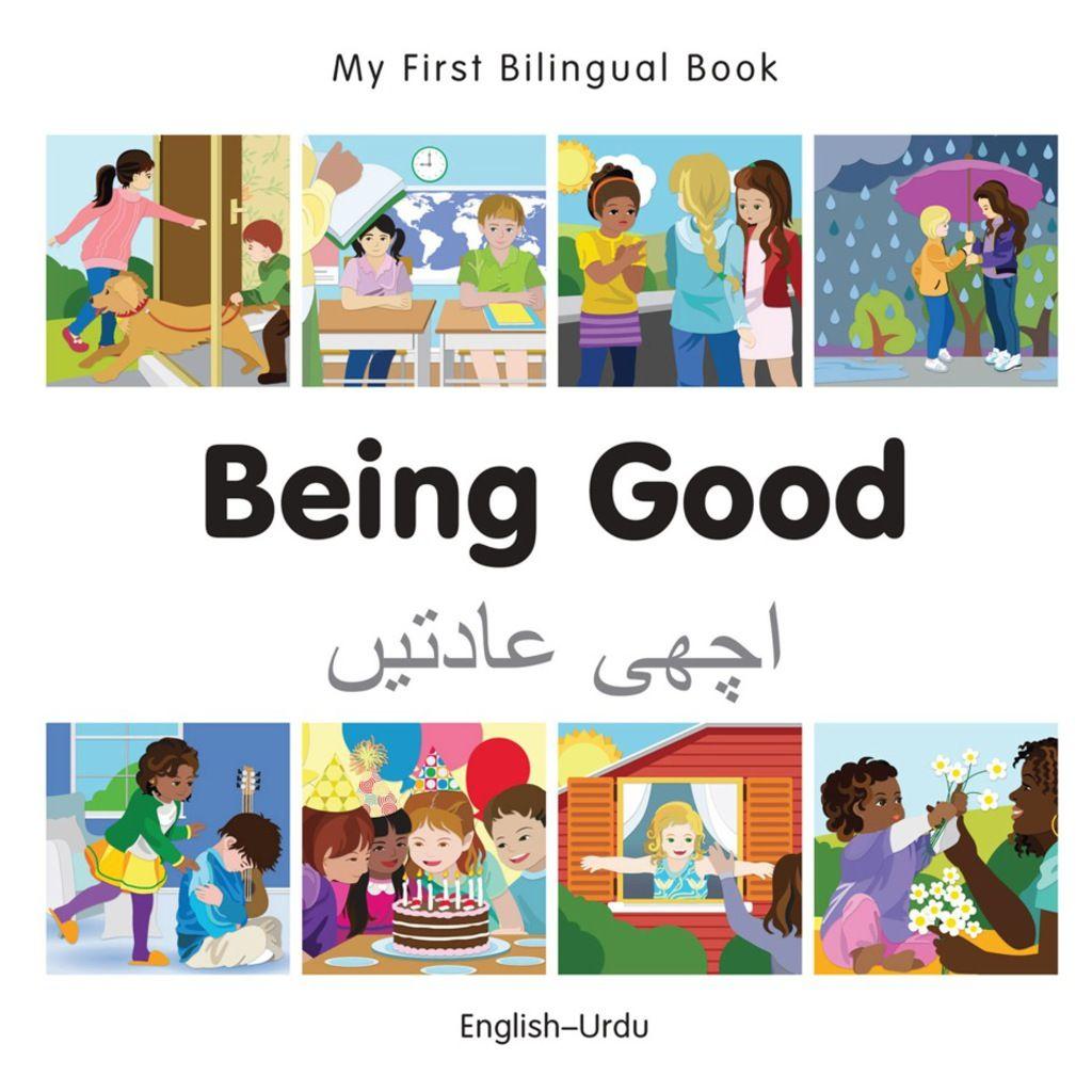 My First Bilingual BookBeing Good (EnglishUrdu) (eBook