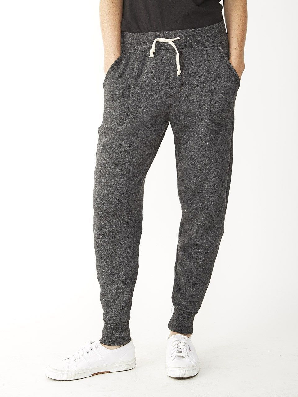 28c168bc65 Forget all the old styles of sweatpants and try these jogger pants in  signature soft fabric known as Eco-Fleece. It has been made from the  perfect ...