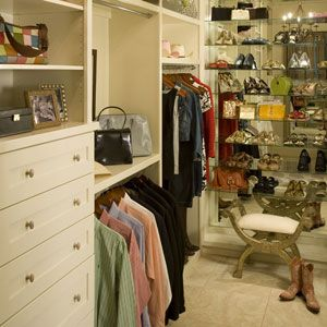 Closet Organizing Ideas From Southern Living
