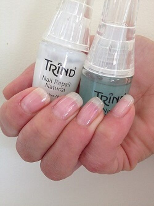 Two Months Later Using The Trind Nail Repair Kit I Have Never Had Natural Nails This Beautiful