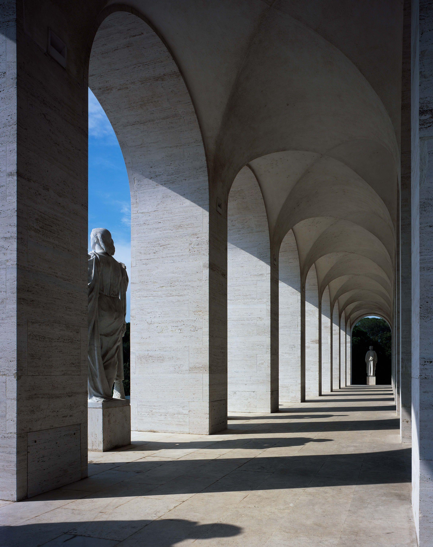The Palazzo Della Civilt Italiana Or The Colosseo Quadrato (Square